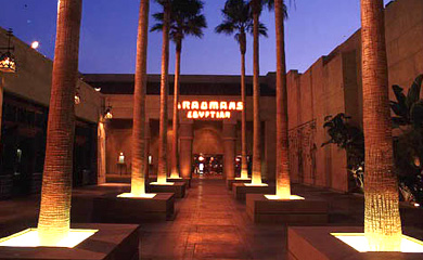 EGYPTIAN THEATRE (Hollywood, CA) - First opened in 1922, it hosts a range of 35mm, 70mm and DCPs and mostly double features of classics from all decades.