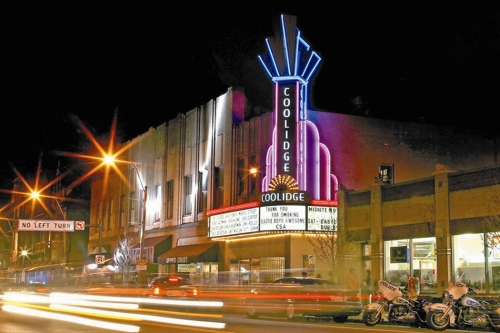COOLIDGE CORNER THEATRE (Brookline, MA) - Opened in 1933, this art deco film house was saved from demolition by a local real estate magnate that bought it and leased it back to Corner Corner Theatre Foundation in 1989 for 99 years. Screens classics in 35mm and DCP.