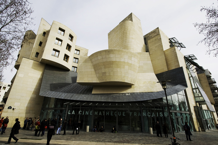 FRENCH CINEMATHEQUE (Paris, France) - Home to one of the largest collections of film documents and objects, this French film organization also screens an extensive calendar of festivals, restorations and collections in 35mm and DCP formats.