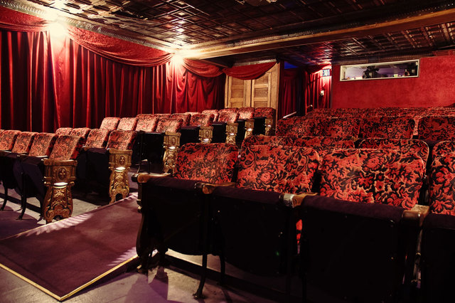 GRAND ILLUSION CINEMA (Seattle, WA) - The Grand Illusion is the longest continuously running cinema in Seattle. Named one of the best film houses in the U.S, it screens independent movies with classic, cult and midnight screenings. Quentin Tarantino, Takashi Miike and Eddie Izard among others have appeared here.