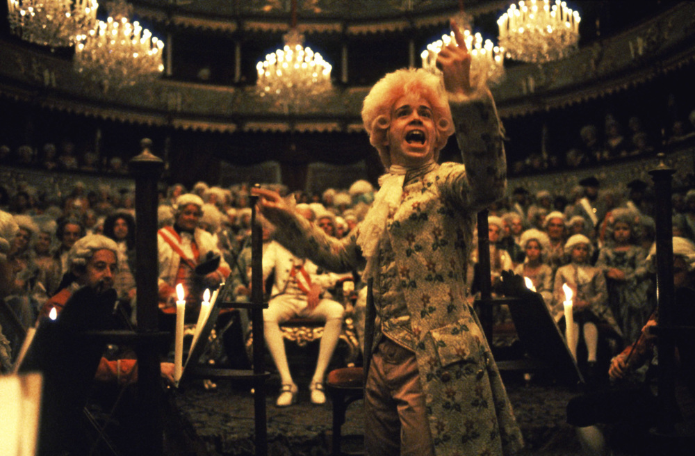 AMADEUS: DIRECTOR'S CUT (1984 / DCP) - Roxy Cinema, New York CityWed Jan 16th 7pmMilos Forman directed this wildly entertaining biopic of what may be the original 'rock star' of classical music; Wolfgang Amadeus. The art direction and design is a true marvel to behold on the big screen. More info HERE