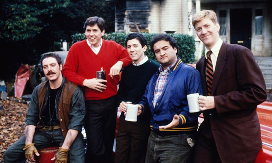ANIMAL HOUSE (1978 / 35mm Print) - Fri Jan 18th & Sat Jan 19th / Film Forum, New York CityJohn Landis riot of frat house life sits somewhere between a golden age Saturday Night Live sketch and a slapstick classic, with one of John Belushi's most beloved roles. Saturday's 3pm session will feature legendary illustrator Rick Meyerowitz, who designed the famous poster, presenting the film in person plus a raffle for a signed poster!More info HERE