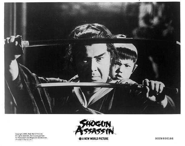 SHOGUN ASSASSIN (1980 / 35mm Print) - Sun Jan 20th 7pm / Hollywood Theatre, Portland ORIt could be one of the most iconic pieces of Samurai cinema ever made. Based on the brilliant manga 'Lone Wolf and Cub', the lone warrior takes 'the road to hell' with his infant son on a quest of vengeance for the honor of his murdered wife. More blood spraying than you can probably handle. Unmissable and a rare treat to see in 35mm.More info HERE