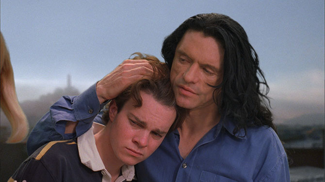 THE ROOM (2003 / 35mm Print) - Fri Jan 18th / Music Box Theatre, Chicago ILSubject of the recent THE DISASTER ARTIST, this shockingly bad melodrama from the enigmatic Tommy Wiseau has become this generation defining midnight cult movie. Come see what all the fuss is about, and admire the absolute passion Wiseau has for this sinking ship of a film. Don't forget; these midnight sessions can get pretty raucous!More info HERE