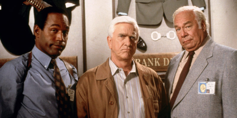 NAKED GUN TRILOGY (1988 - 1994 / All 35mm Prints) - Mon Jan 21st 6:20pm / Prince Charles Cinema, London UKCinema's most charming idiot in law enforcement (well, next to Peter Sellers' Inspector Inspector Clouseau) has to be Leslie Neilsen's portrayal of Lieutenant Frank Drebin in the beloved spoof series THE NAKED GUN. All three parts screen at London's Prince Charles in 35mm!More info HERE