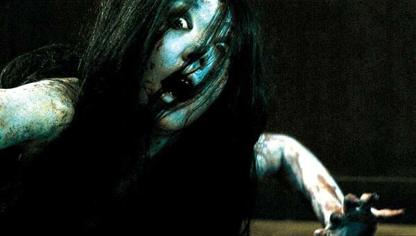 JU-ON: THE GRUDGE (2002 / 35mm Print) - Tues Jan 22nd 9:30pm / Alamo Drafthouse, New York City$10 Tickets! Remember the scary ghost kid phase in Asian Cinema? It worked because they just knew how to make things 'creepy via a less is more approach. American studios couldn't figure that out of course, making for some questionable attempts at remakes of The Ring's sequels, Dark Water, One Missed Call, etc. Thankfully we can still revisit the original and the best, and NYC's Alamo is digging out a 35mm Print of this utterly terrifying original, where a social worker is terrorized by a shapeless void in an upstairs hallway.More info HERE