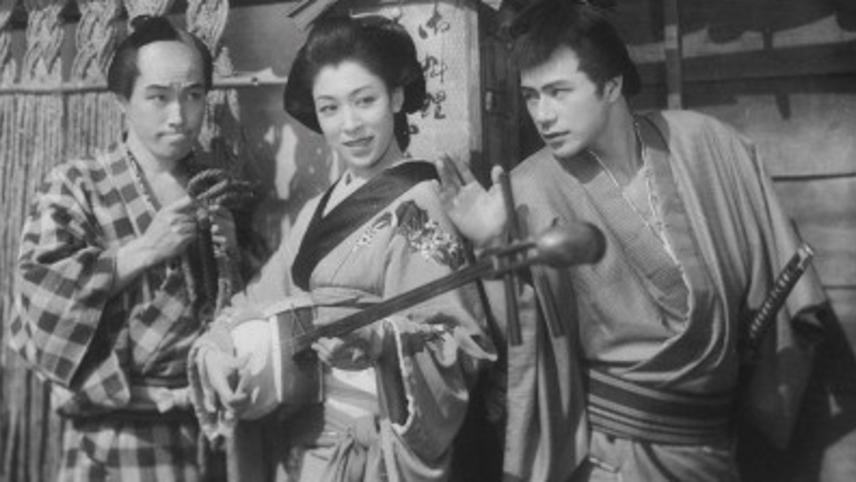 TALE OF THE THREE PROVINCES OF JIROCHO (1963 / 35mm Print) - Sat Jan 26th 9:30pm / French Cinematheque, ParisJirocho returns to Shimizu after two years of absence. With his wife, he decides to move into the warehouse of his wife's older brother. One day, Jirocho takes on him the grievances of his uncle, accused by the police, and must flee across the country. Part of the French Cinematheque's absolutley massive 100 Years of Japanese Cinema retrospective.More info HERE