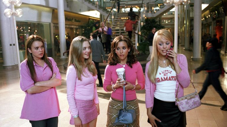 MEAN GIRLS (2004 / DCP) - Fri Jan 25th & Sat Jan 26th / Music Box Theatre, Chicago IL15th Anniversary! Raised in the African bush country by her zoologist parents, Cady Heron (Lindsay Lohan) thinks she knows about