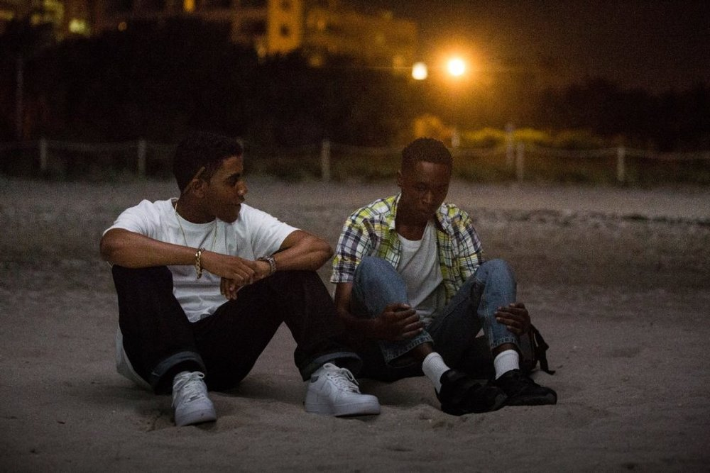 MOONLIGHT (2016 / DCP) - Thurs Feb 14th 1:30pm & 7:30pm / Metrograph, New York CityJenkins's triptych follows Chiron, played respectively by Alex Hibbert, Ashton Sanders, and Trevante Rhodes, as a boy bullied by classmates and mentored by a neighborhood drug dealer (Mahershala Ali) in Liberty City, Miami to a man protected by a hard shell of muscle—but still vulnerable to the a lasting infatuation with a one-time high school lover, played in adulthood by the always fantastic André Holland. A magnificent LGBTQ romance and Academy Award winner for Best Picture.More info HERE