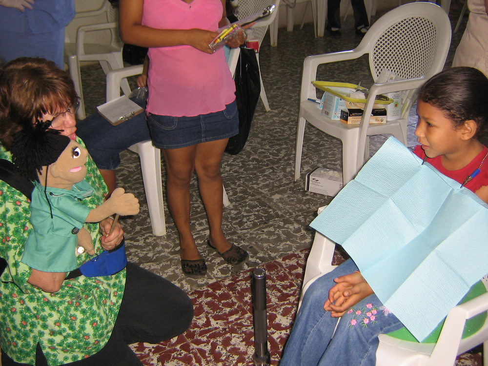 Use your talents, passions and abilities to reach and love others for Christ. (Honduras dental mission)