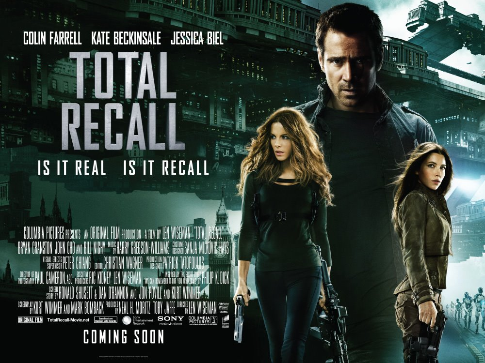 Image result for total recall