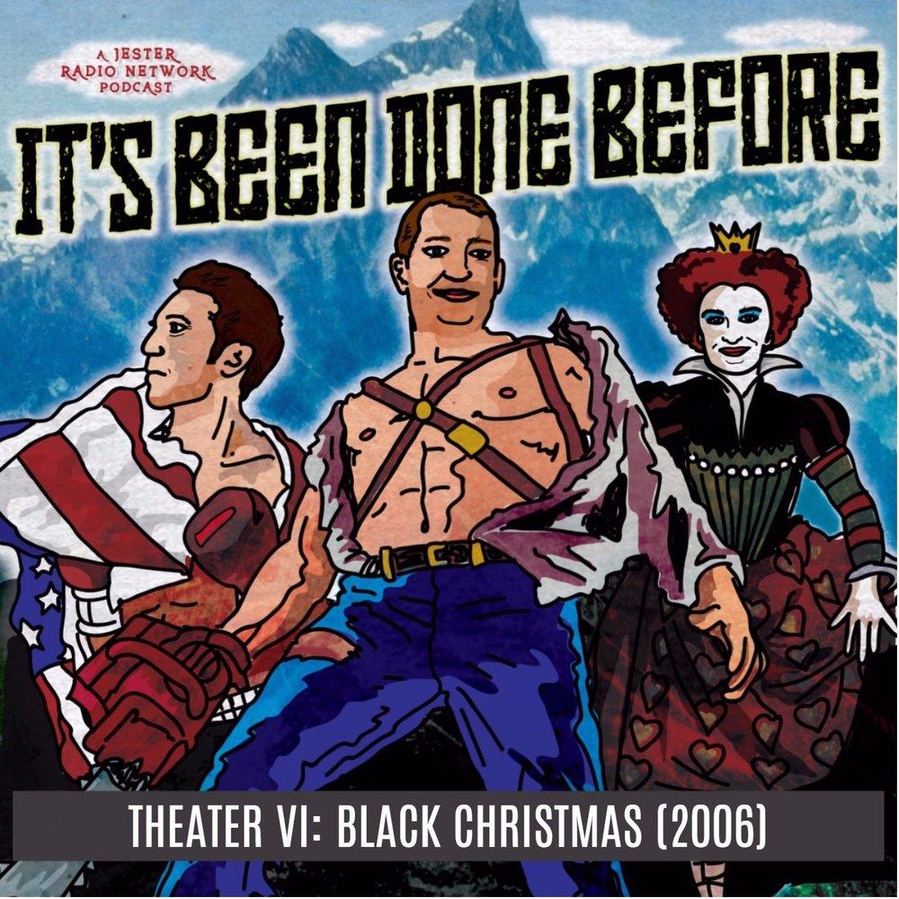 black xmas promojpg - Black Christmas 2006