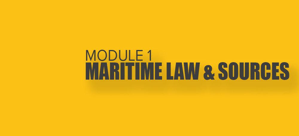 IMSML Module 1