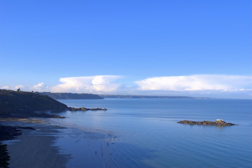 Pointe du Roselier à 10 kilomètres