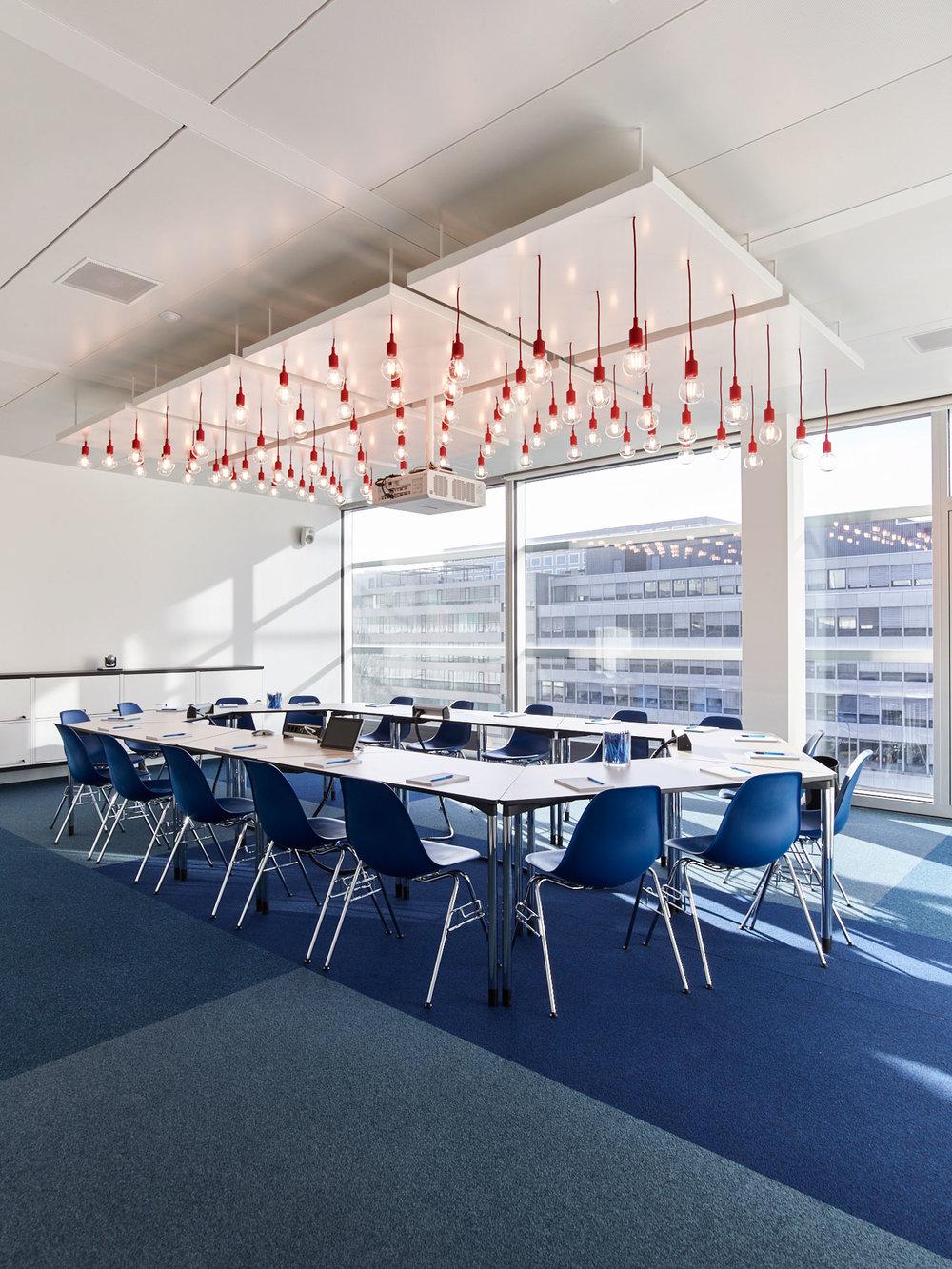 Büroeinrichtung in Zürich-Altstätten