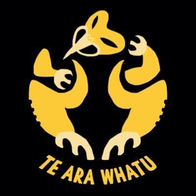 Te Ara Whatu logo