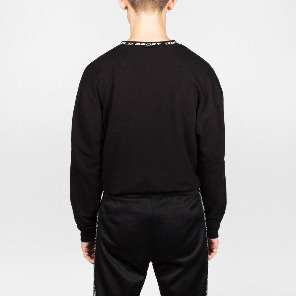 9ae1258d8 Gold Sport neck print Longsleeve T-shirt — Gold Sport