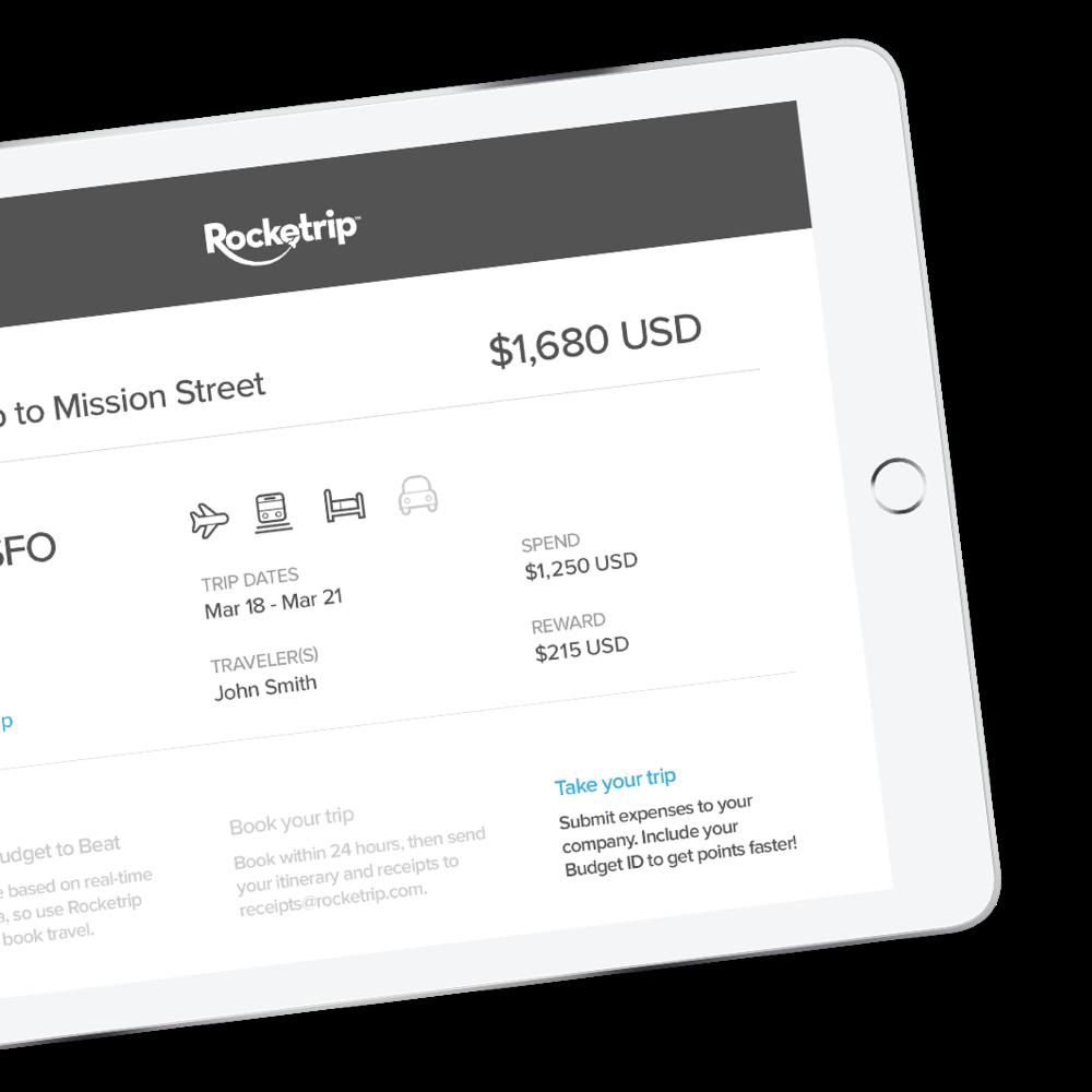 rocketripbudget