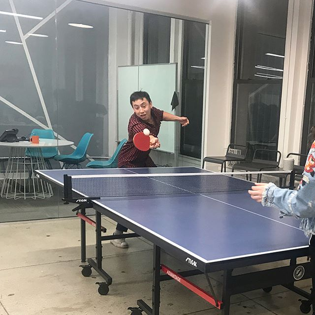 Rocketrip Olympics is in full swing! Watch our Instagram stories this week for full coverage as we head into the semi-finals! 🏓🥇🥈🥉#Day2Highlights #LifeatRocketrip #TheRoadtoGold #MyRocketripRewards