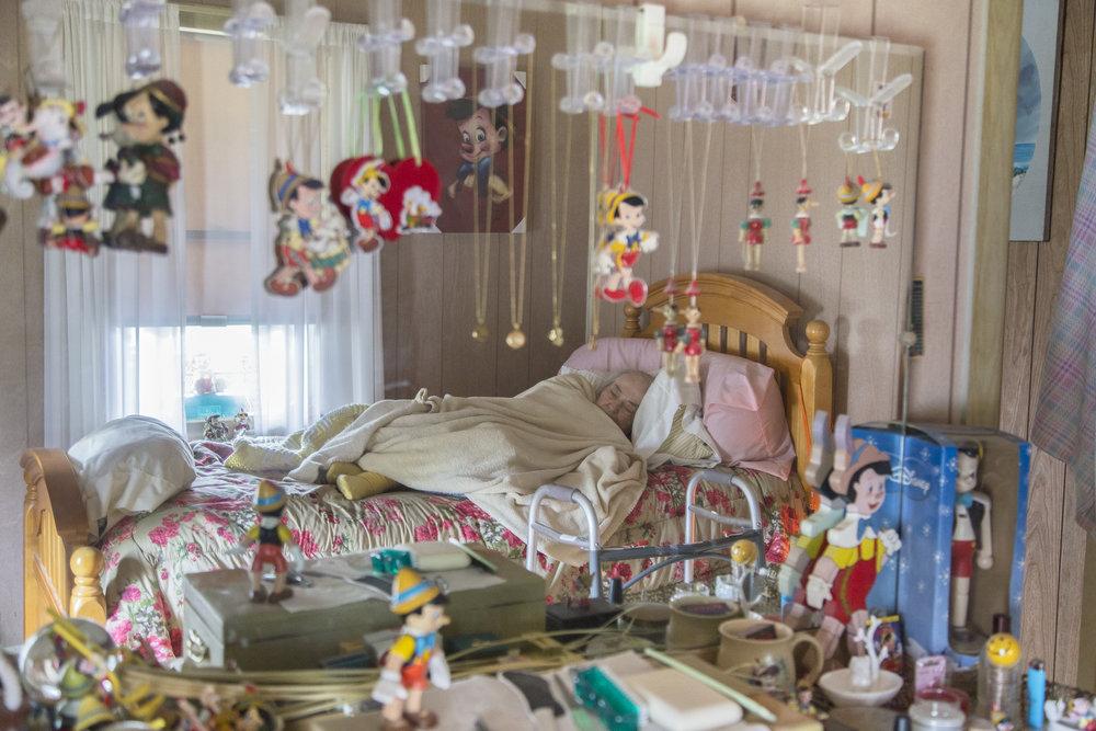 Mother's Bedroom, 2015