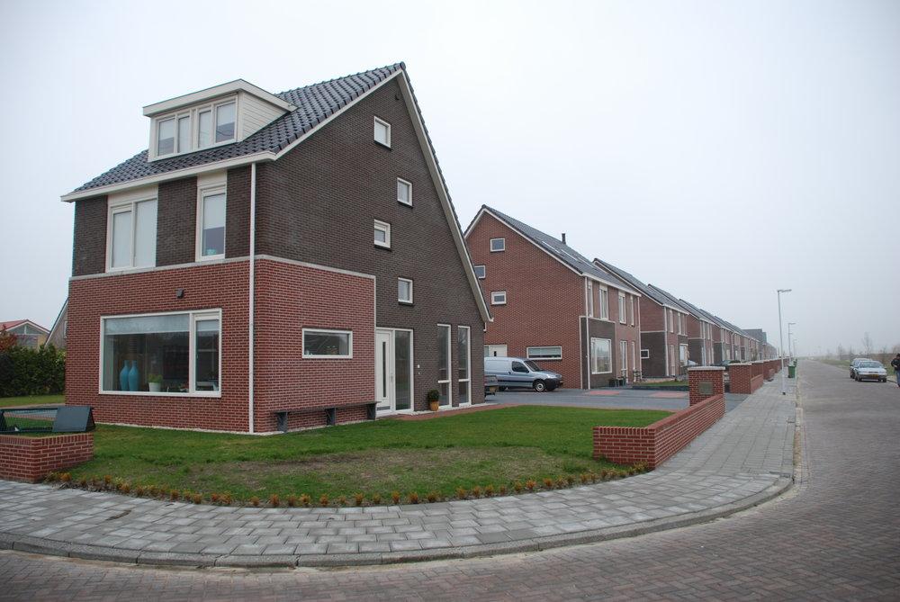 Woningen Oosterom