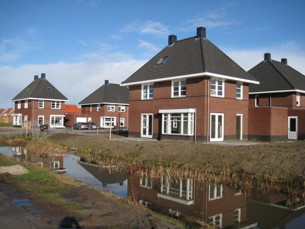 Woningen Dagpauwoog Wolvega