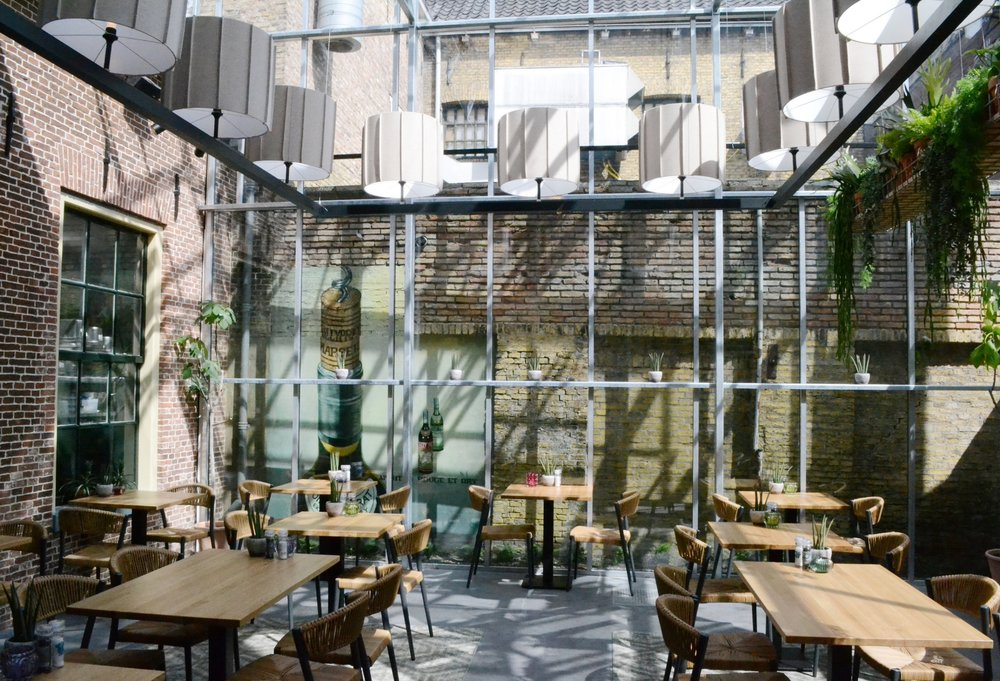 Kat Koree Architecten Proeflokaal het Gerechtshof Sneek het Hof Herbestemming