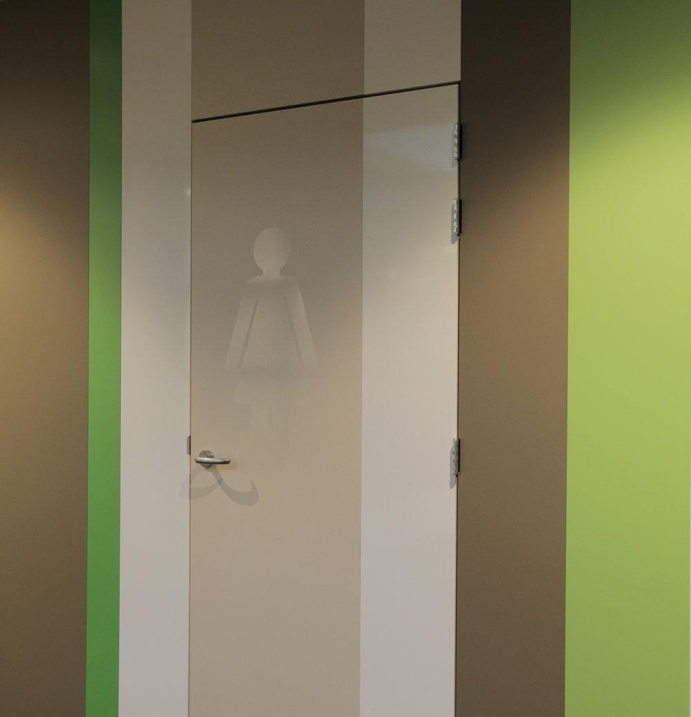 Kat Koree Architecten interieur kantoorpand Martiniplein Sneek