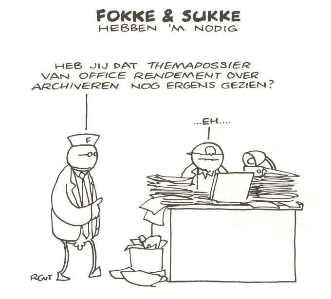 fokke en sukke archivaris Reid, Geleijnse & Van Tol