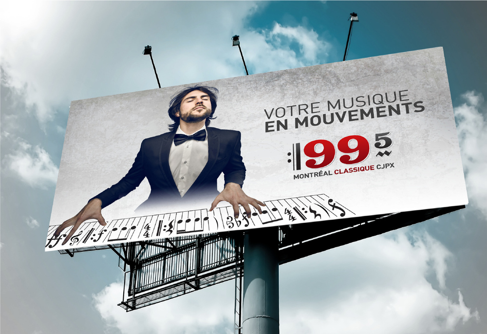 ....2e concept d'affichage ..2nd billboard concept....