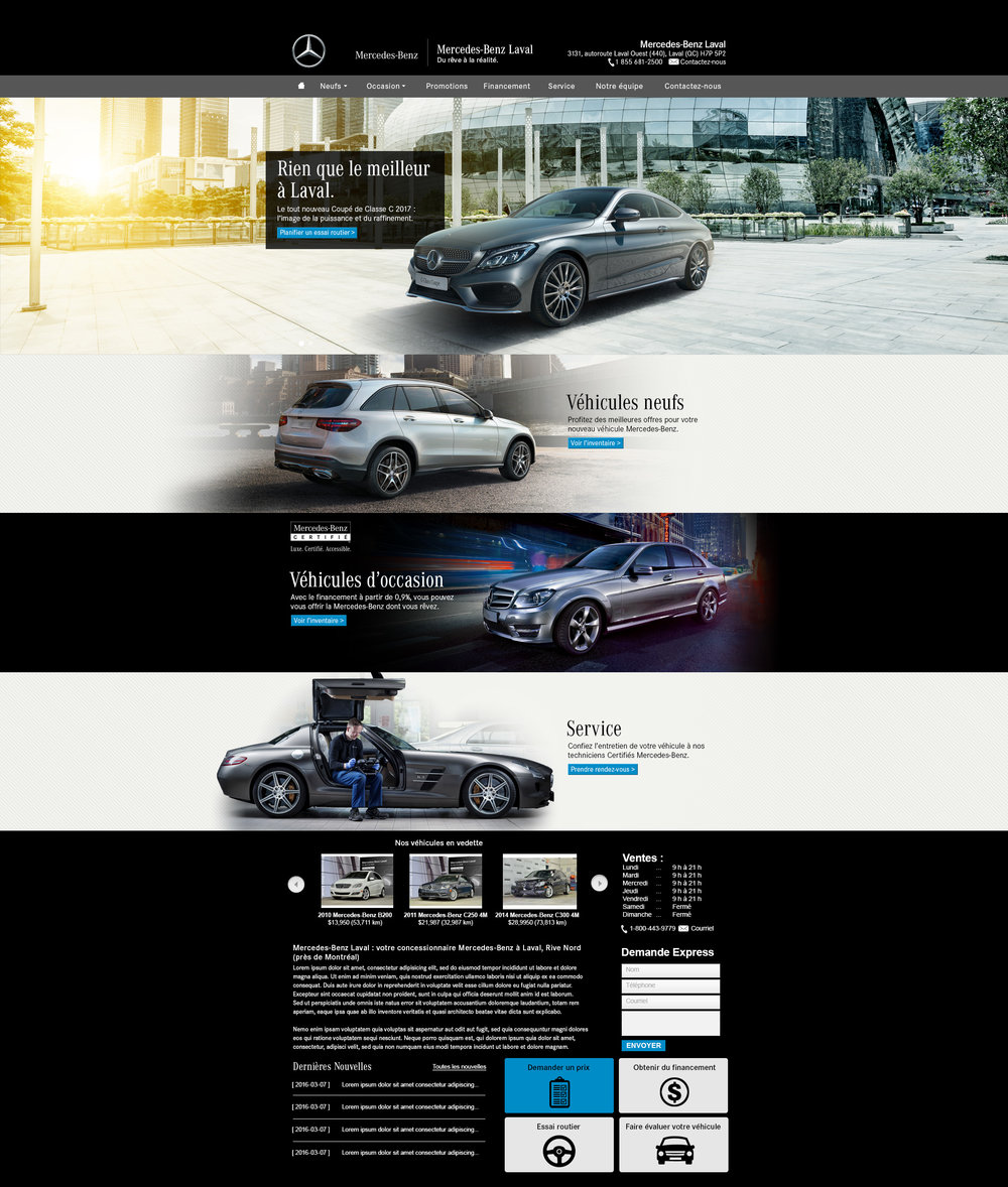Mercedes-Benz Laval
