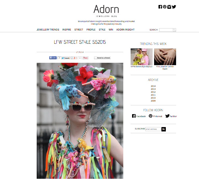Adorn blog september 2014