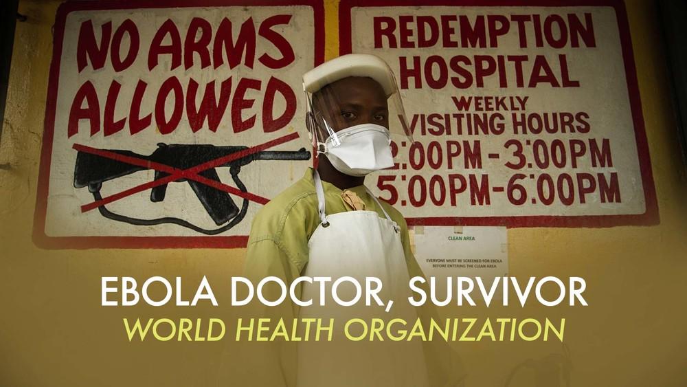 Ebola Doctor / World Health Org.