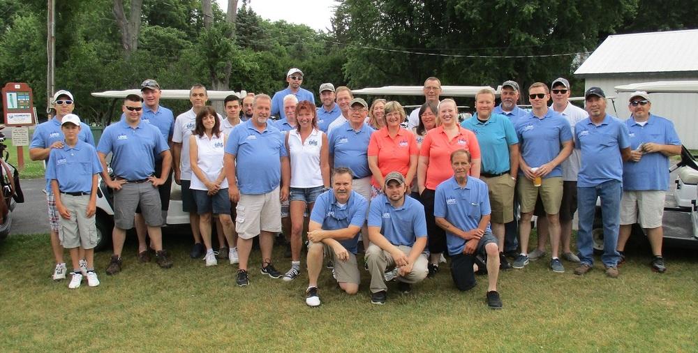 2016 Golfers