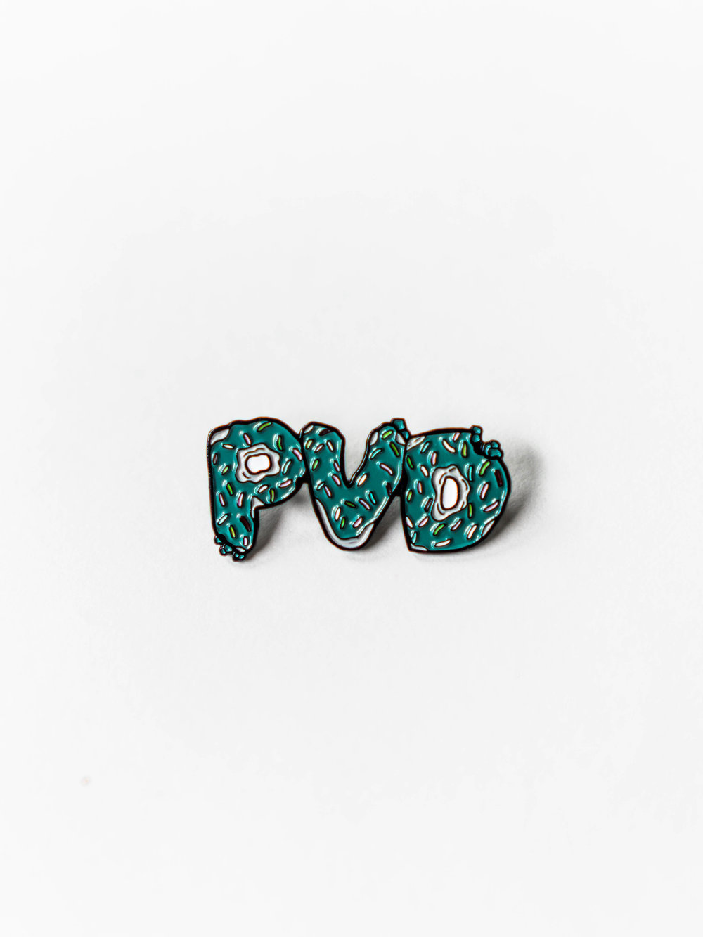 PVD x Dilo Draws Enamel Pins - $14