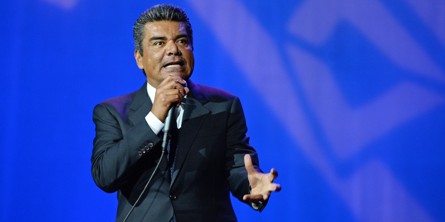 George Lopez taking the stage at del Lago this June