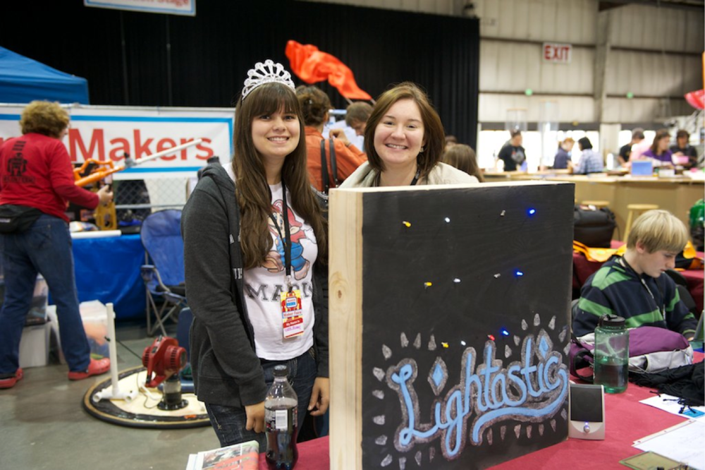 Sara Bolduc - on teaching and inspiring future makers