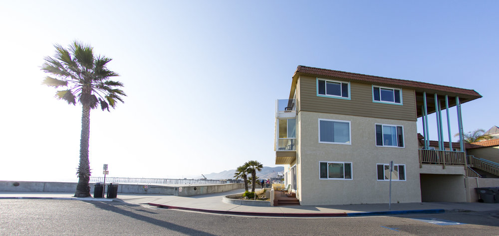 All Units side: full view of apartments with beach.jpg