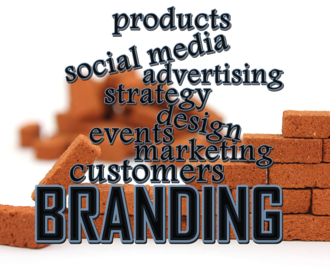 your brand is the clear representation of your business or organization's mission, your vision and your values. this brand identity determines who your customer is, how you reach that customer and what you say to your customer once you have their attention.
