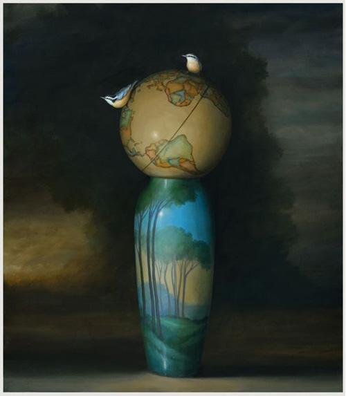 David Kroll – Paintings