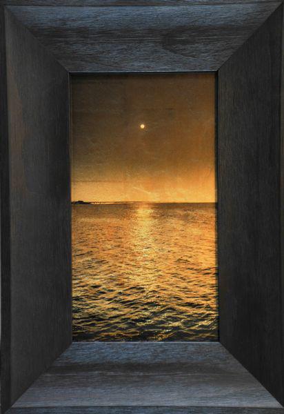 Moonlit Water, Arno Bay, So. Australia