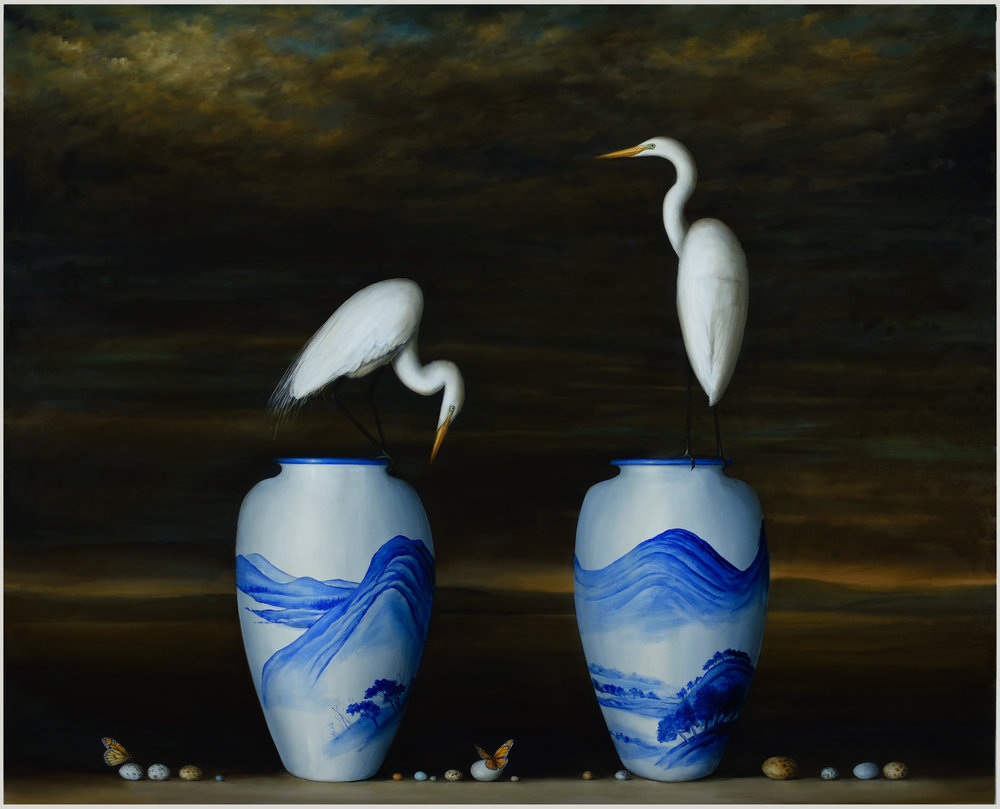 DAVID KROLL - New Paintings
