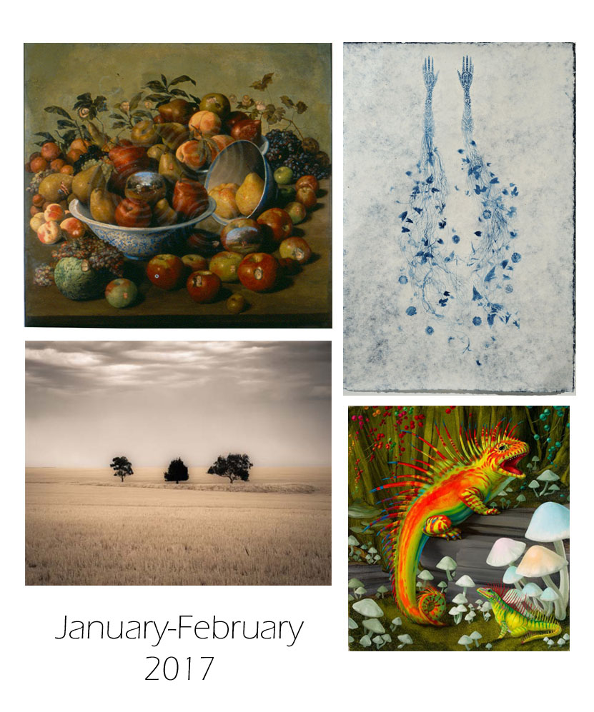 January 2017 exhibit thru February 4th
