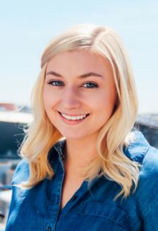 Megan Clemens, Interactive Coordinator