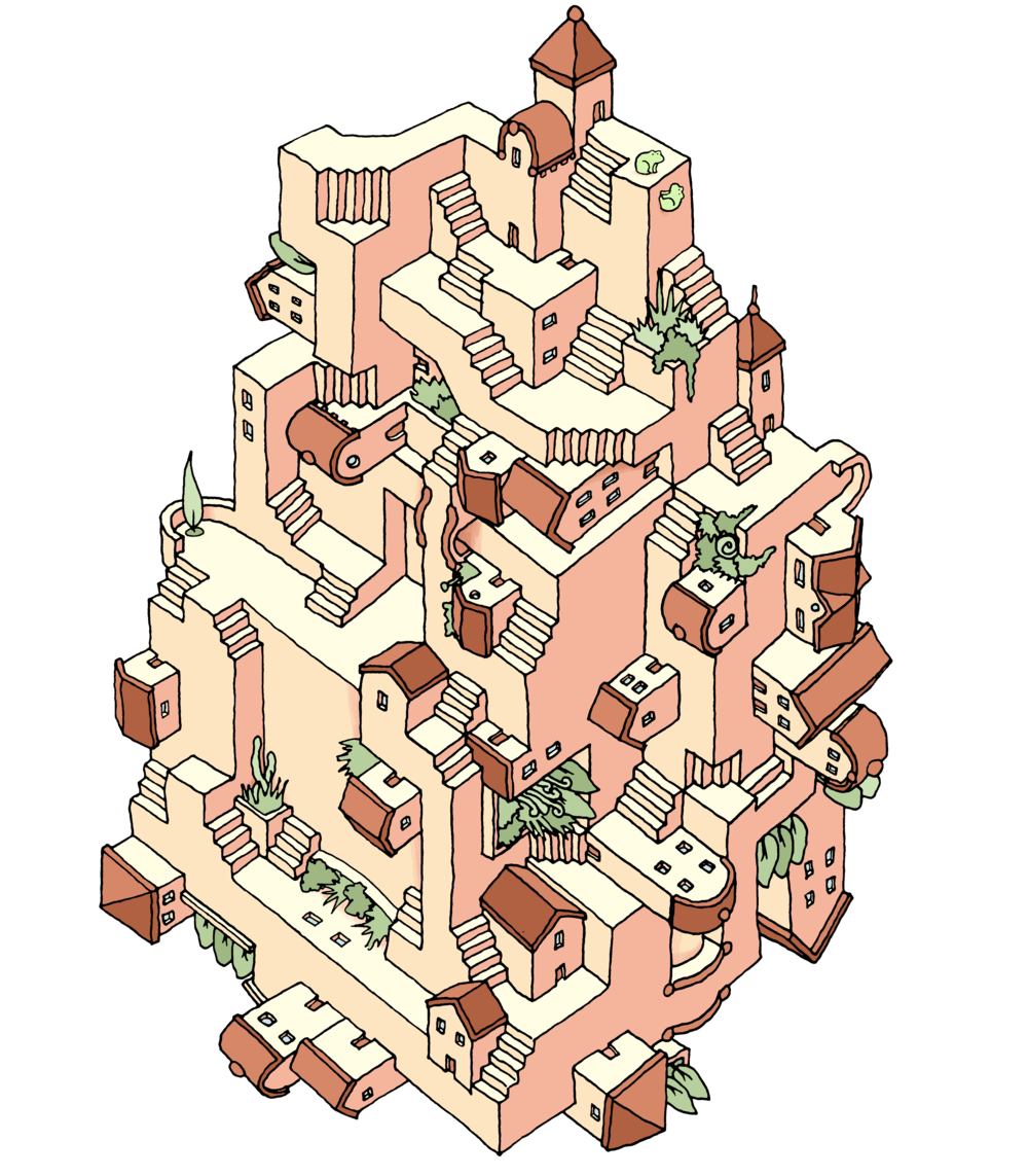 Tower Maze