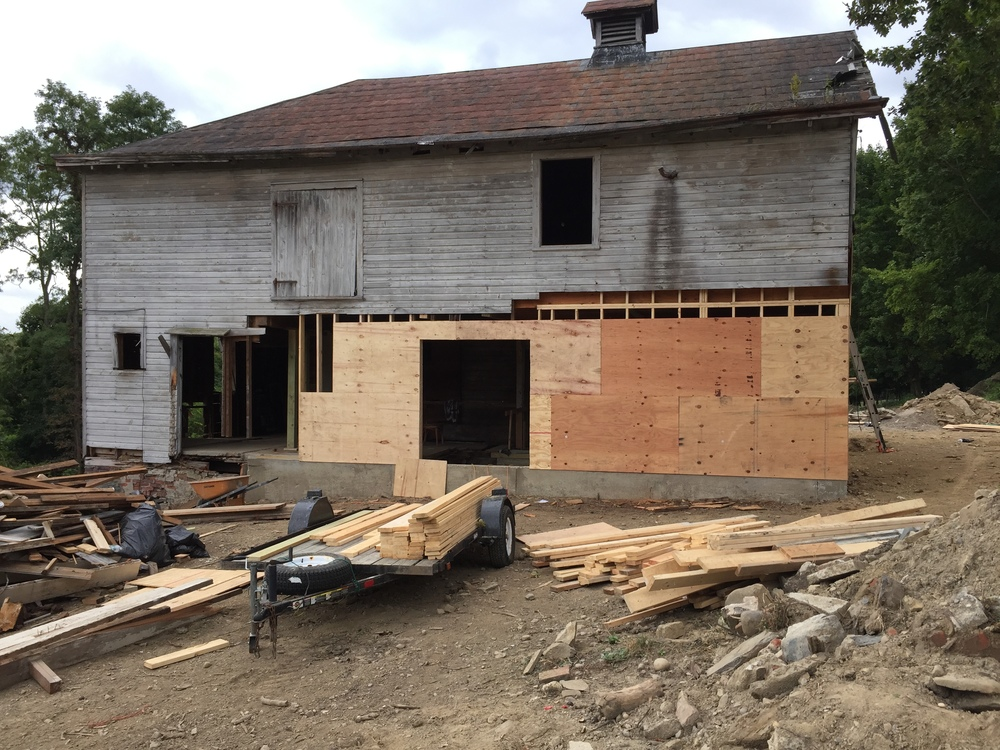 Continuing the buildout September 2015
