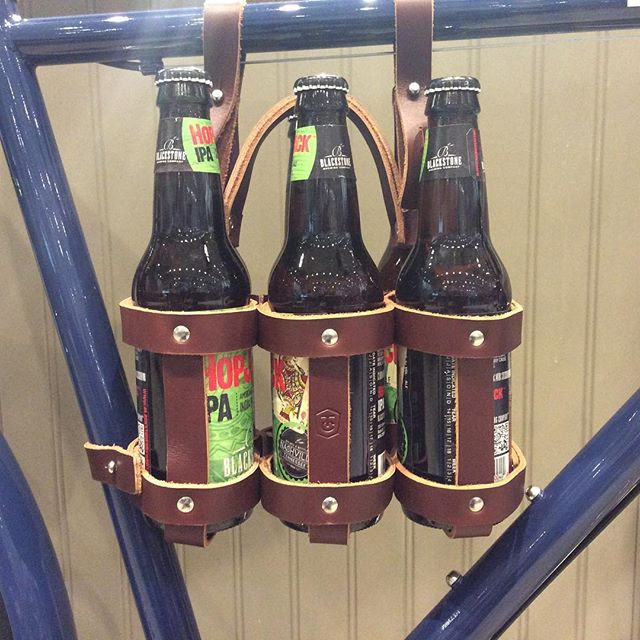 Need a gift for your bike loving, beer loving friend? Pick up this Fyxation Six Pack Caddy for only $30!
