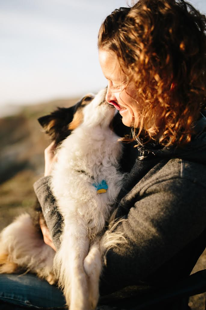 Jenelle Kappe  is a traveling wedding photographer exploring the states and living the #vanlife via @togetherweroam with her dog #emmamaeseries