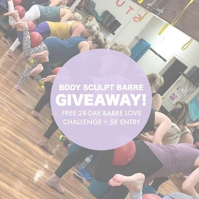 GIVEAWAY TIME! 🙌 Win a FREE 28-day Barre Love Challenge Bundle + entry into Body Sculpt Barre's annual 5K — a $255 value! 💛💛 Head on over to @southernflairblog to see how to enter!  The winner will be picked after 8PM on Sun, Jan 11! . . . #southernflair #barre #batonrouge #225batonrouge #idigbr #thatlacommunity #geauxlocal #batonrougebarre #louisiana #batonrougeblogger #lanorthshore #fitnessresolution #barrechallenge #bodysculptbarre #brusly #prairieville
