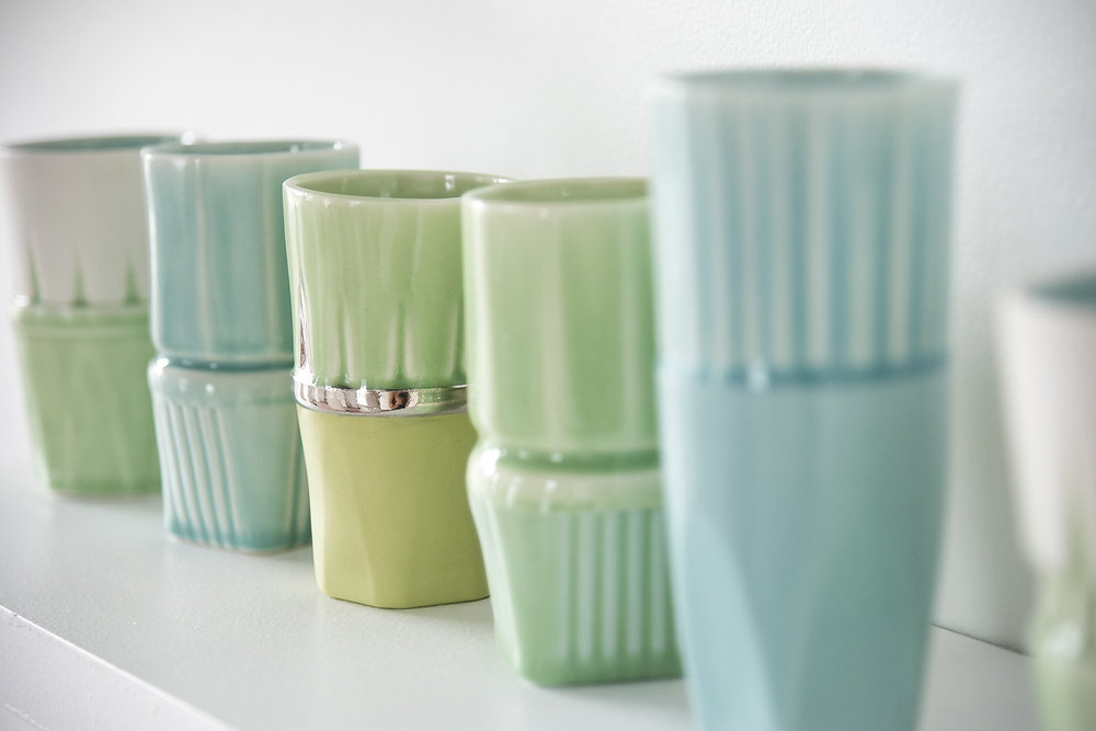 Assorted Cups